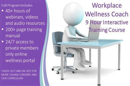 Workplace Wellness Coach Course